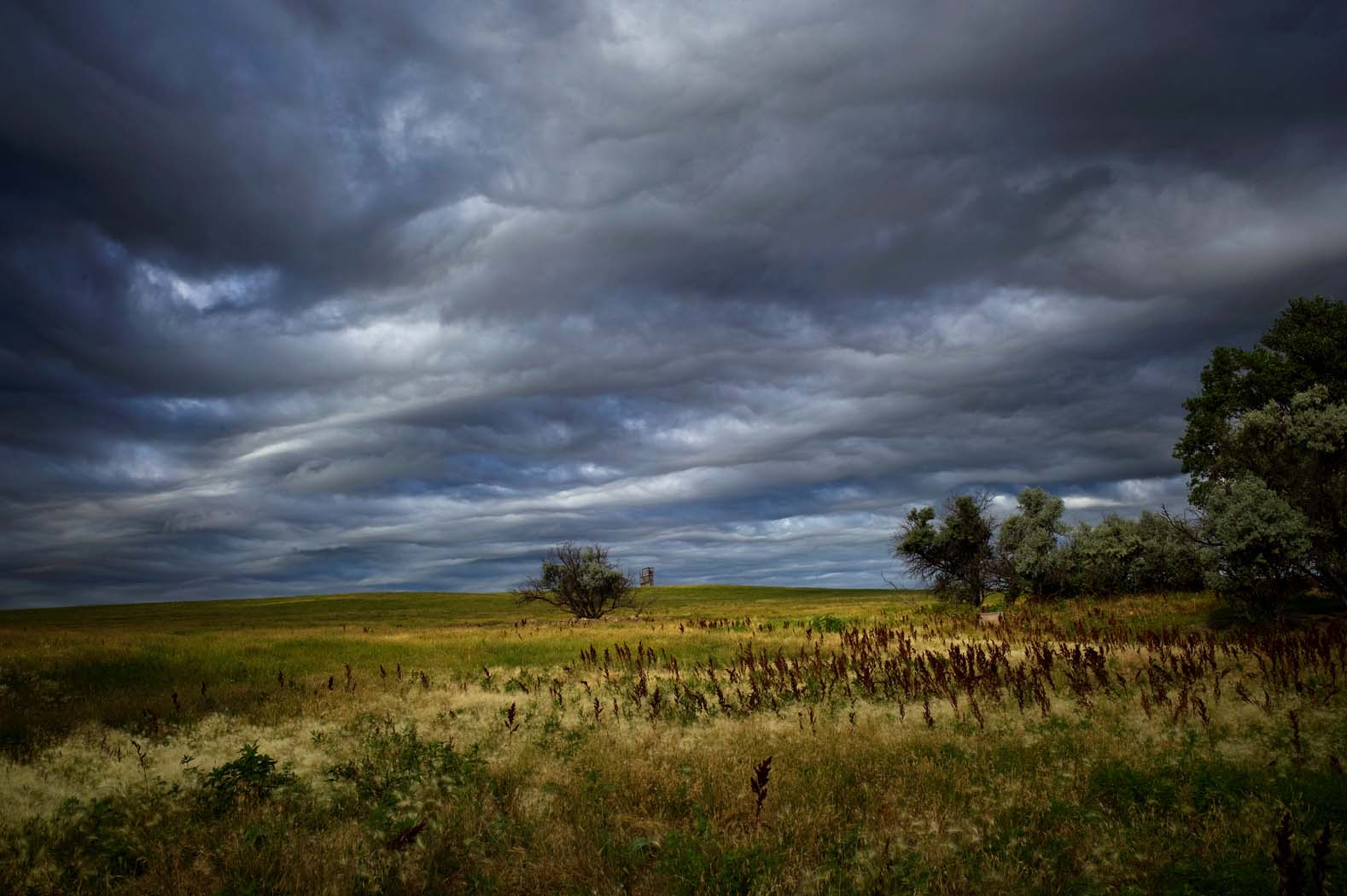 Great Plains, southwestern South Dakota.