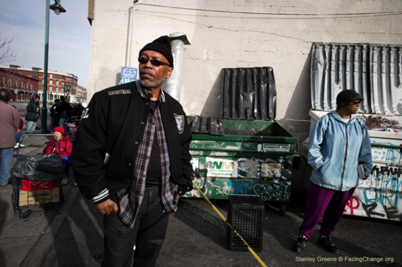 164e9a063922 Life on the streets stanley greene facing change jpg 795x529 For life east  oakland