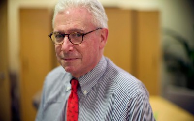 Bill Sudow, 68 year-old attorney who recently left a big firm and started his own law firm