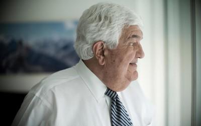 Tom Korologos, 79 year old Republican Lobbyist