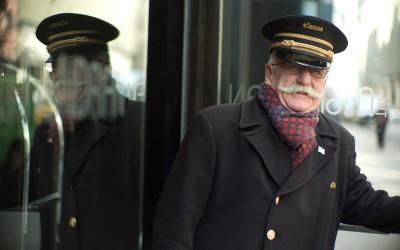 Louie Guerra, 74, New York City doorman