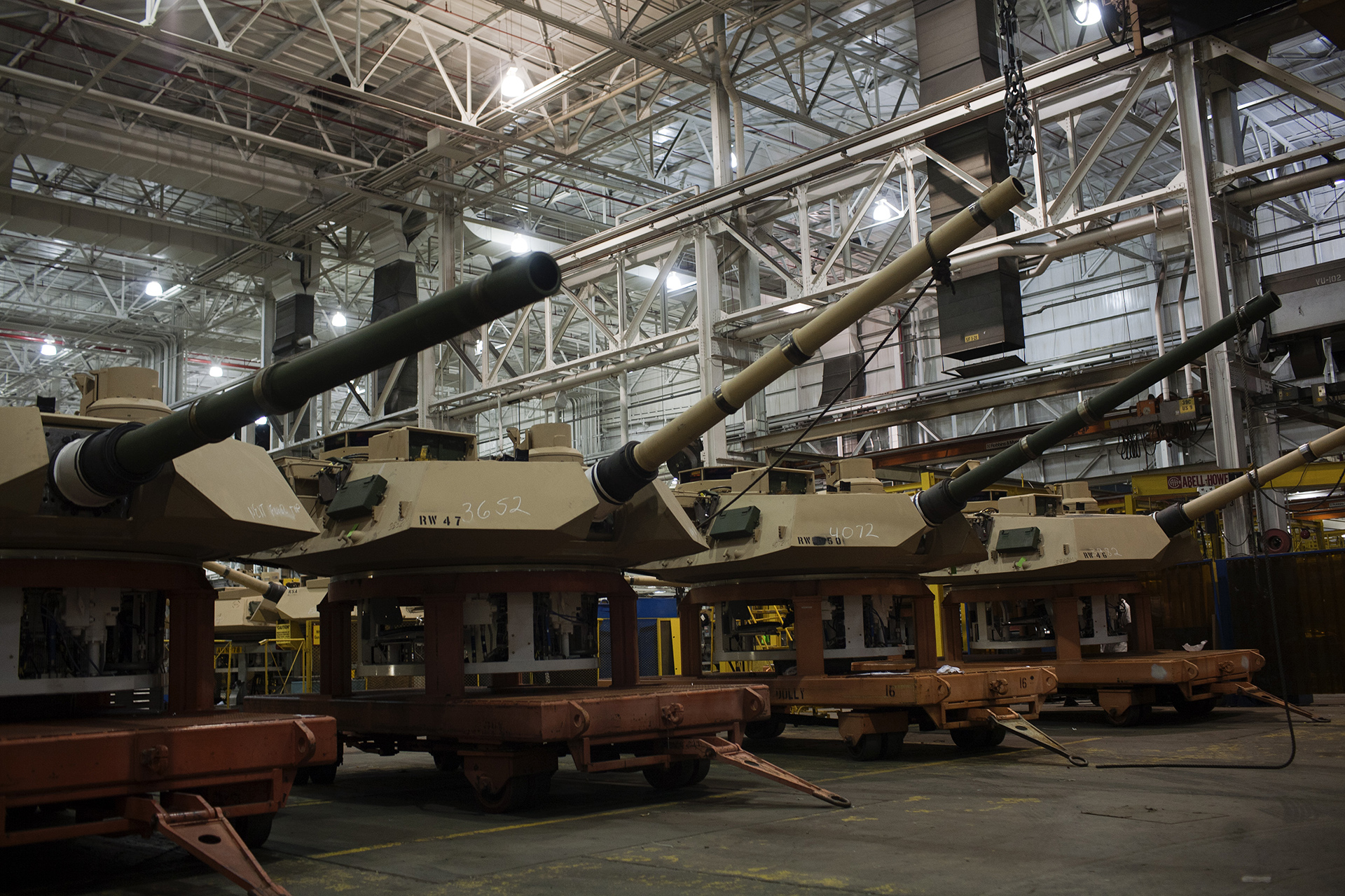 The Joint Systems Manufacturing Center Us Army Tank Plant Which