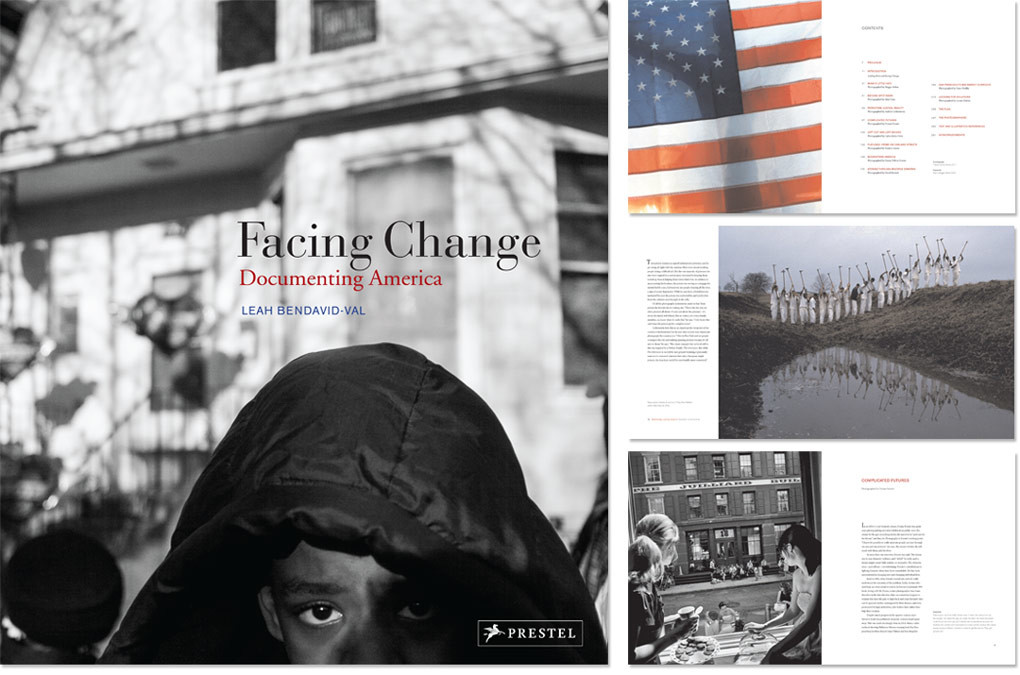 """THE BOOK: """"FACING CHANGE DOCUMENTING AMERICA"""" COMING IN OCTOBER 2015"""