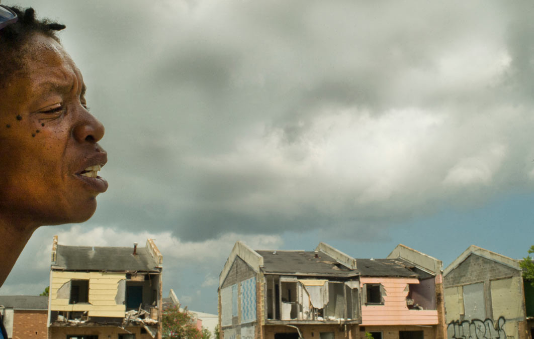 NEW ORLEANS' TENTH ANNIVERSARY SINCE HURRICANE KATRINA